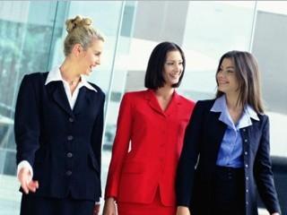 Бизнес девушки